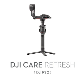 DJI RS 2 Care Refresh 2-letnia ochrona