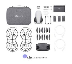 Mavic Mini DJI Fly More Combo + Care Refresh